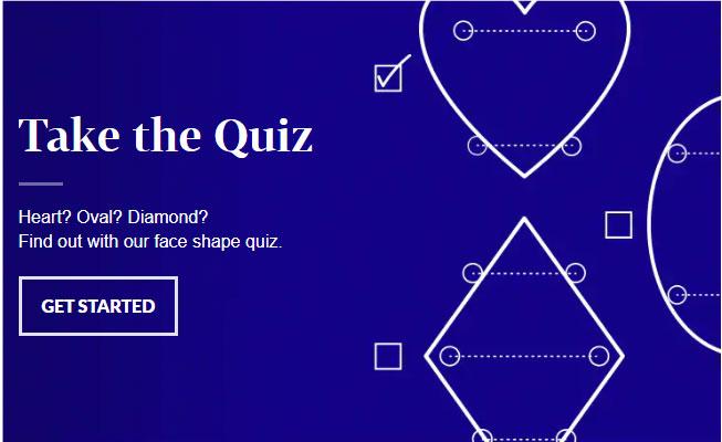interactive marketing quiz example