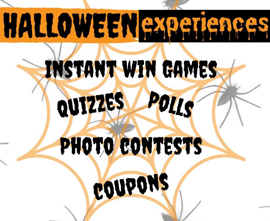 halloween giveaway idea example