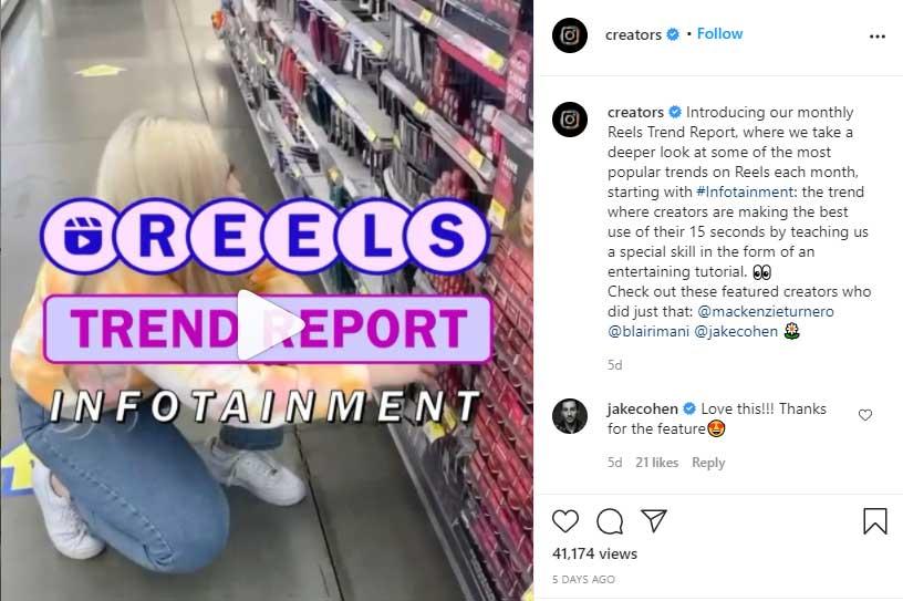 instagram reels guide tips new