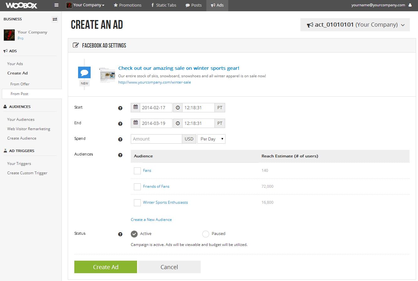 Create-Ad