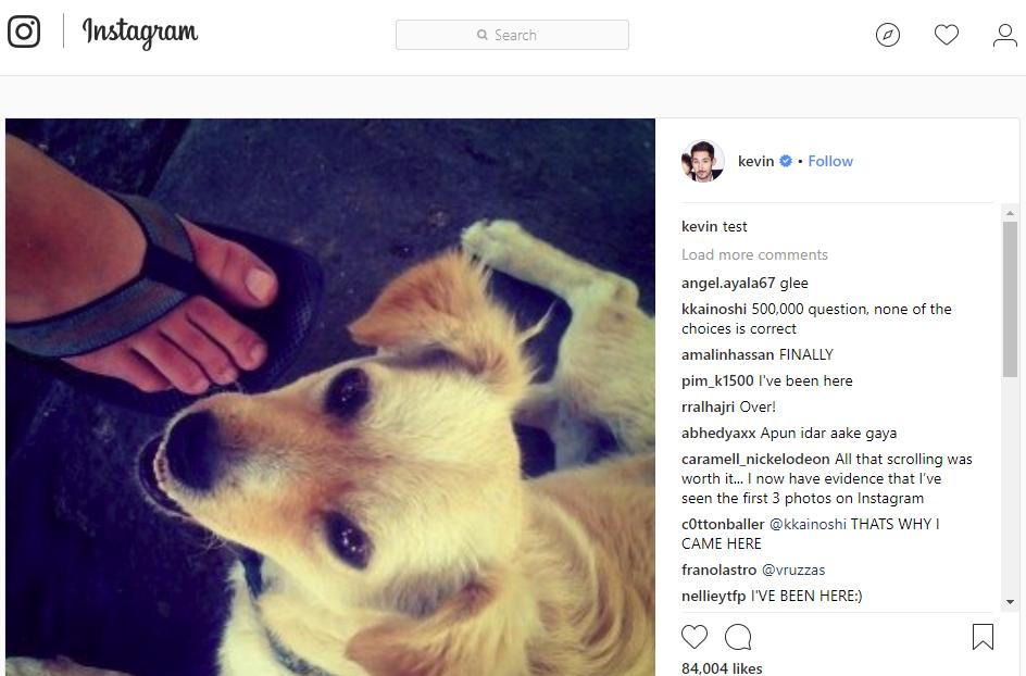 Afbeeldingsresultaat voor Kevin Systrom first instagram foto