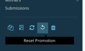 Reset Promotion Button