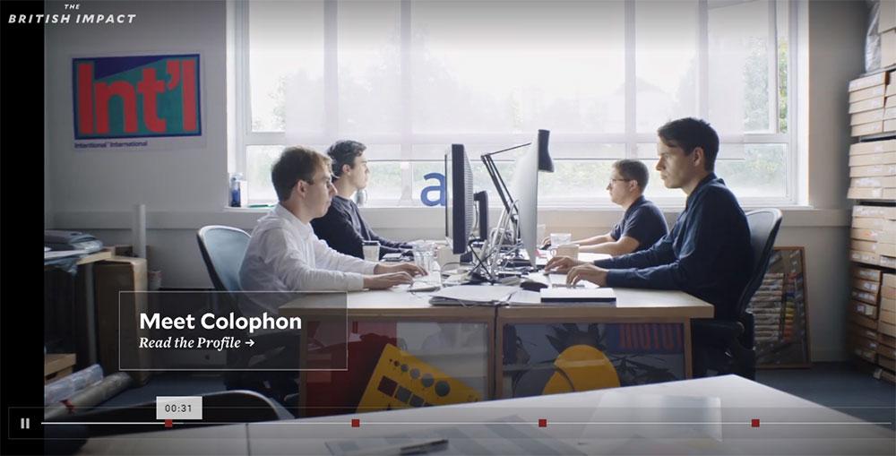 interactive marketing video example