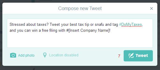 Twitter Example 3