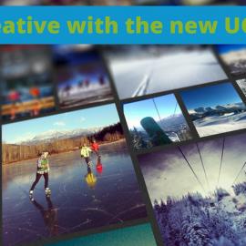 New UGC App